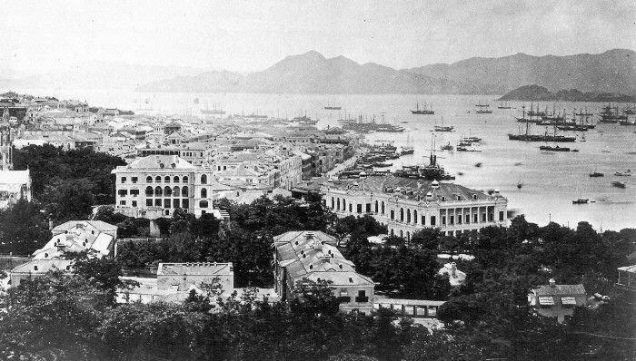 維多利亞城1850