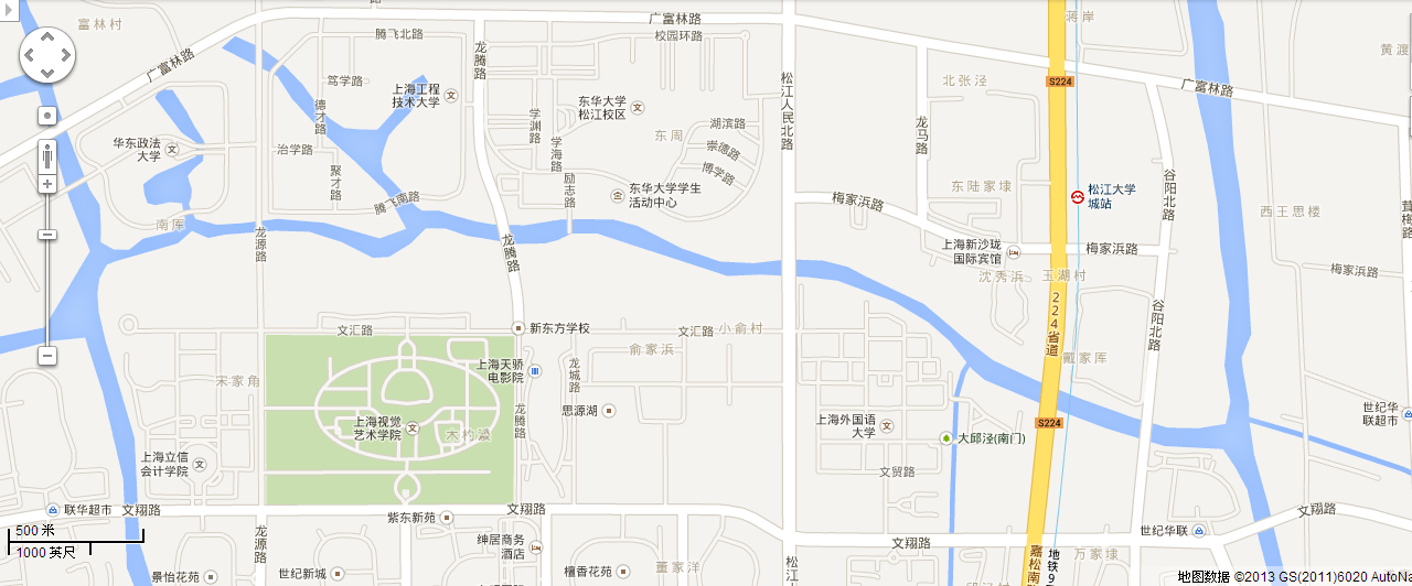 Songjiang-area