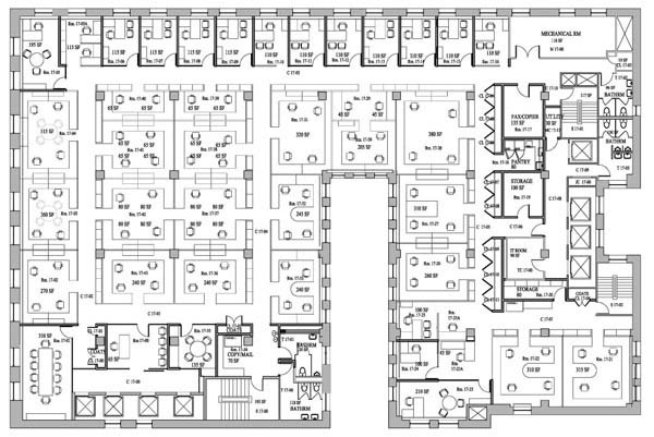 offices-plan