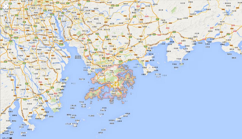 hongkong-10km