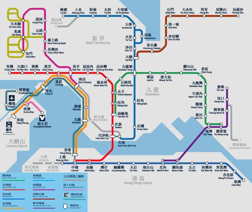 mongkok-MTR
